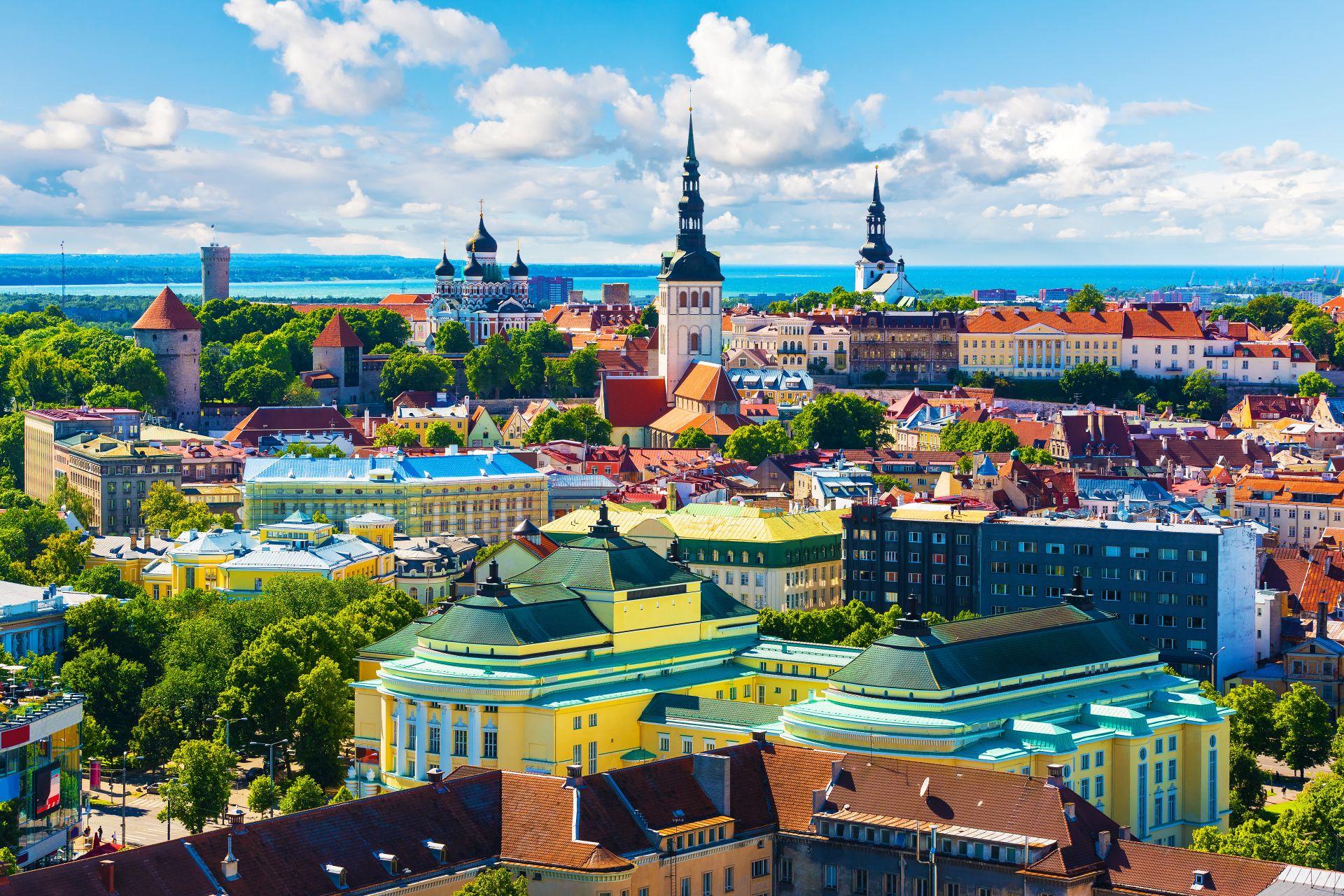 Capitali Baltiche ed Helsinki