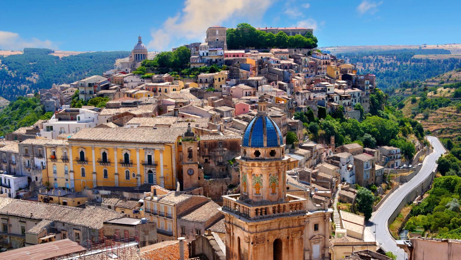 SICILIA IN TOUR