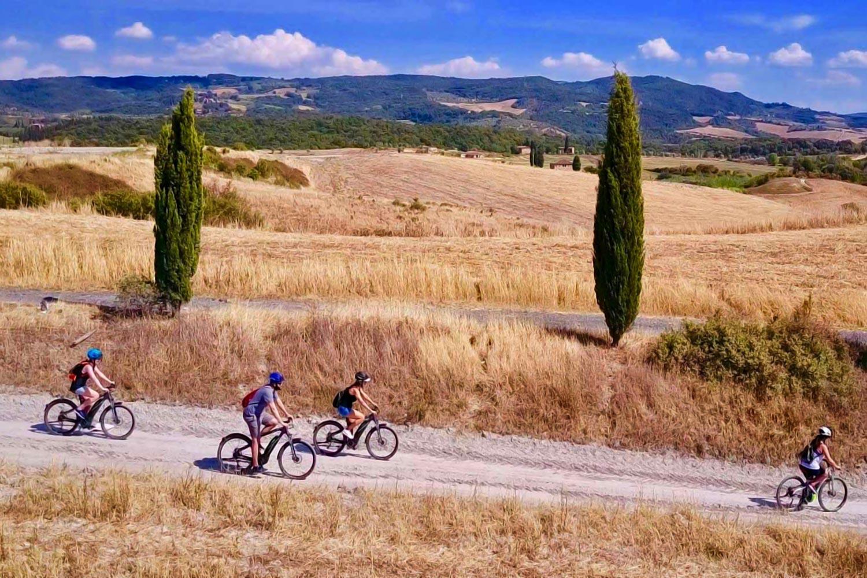 I colori autunnali della Toscana
