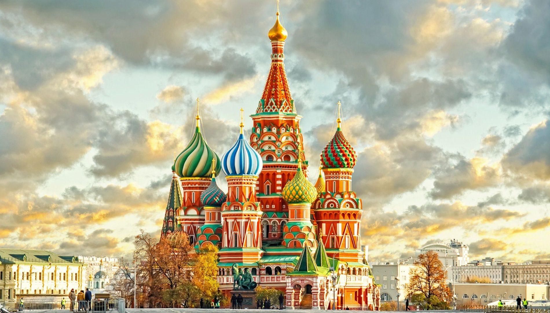 RUSSIA: TOUR ANELLO D'ORO