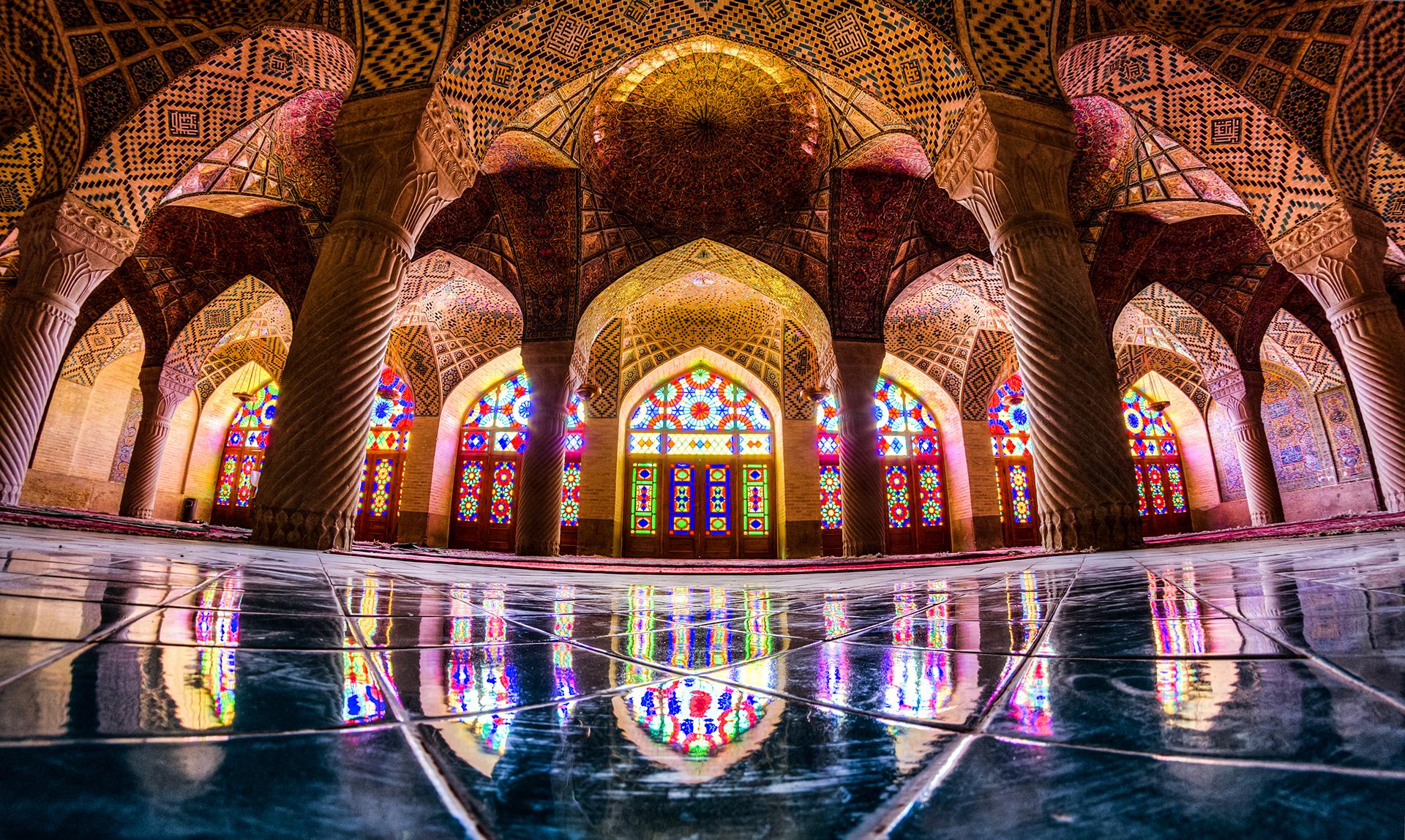 TOUR DELL'IRAN