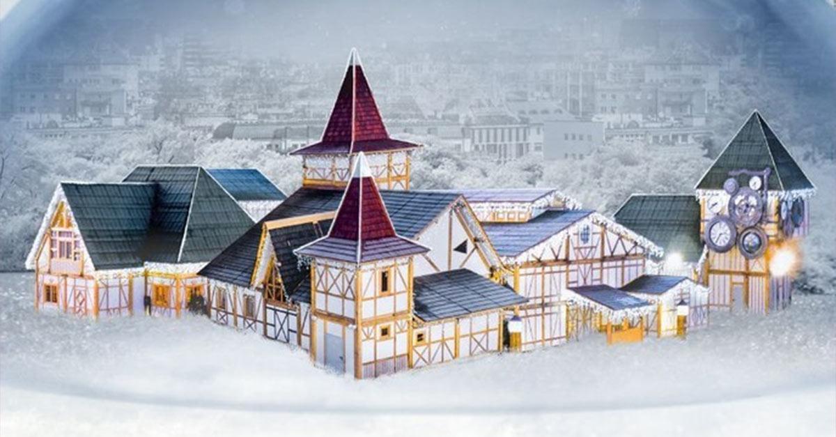 Viaggio Villaggio Di Babbo Natale.Il Villaggio Di Babbo Natale Pettina Viaggi E Turismo
