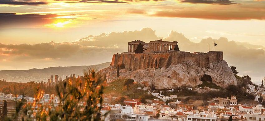 GRECIA IN TOUR