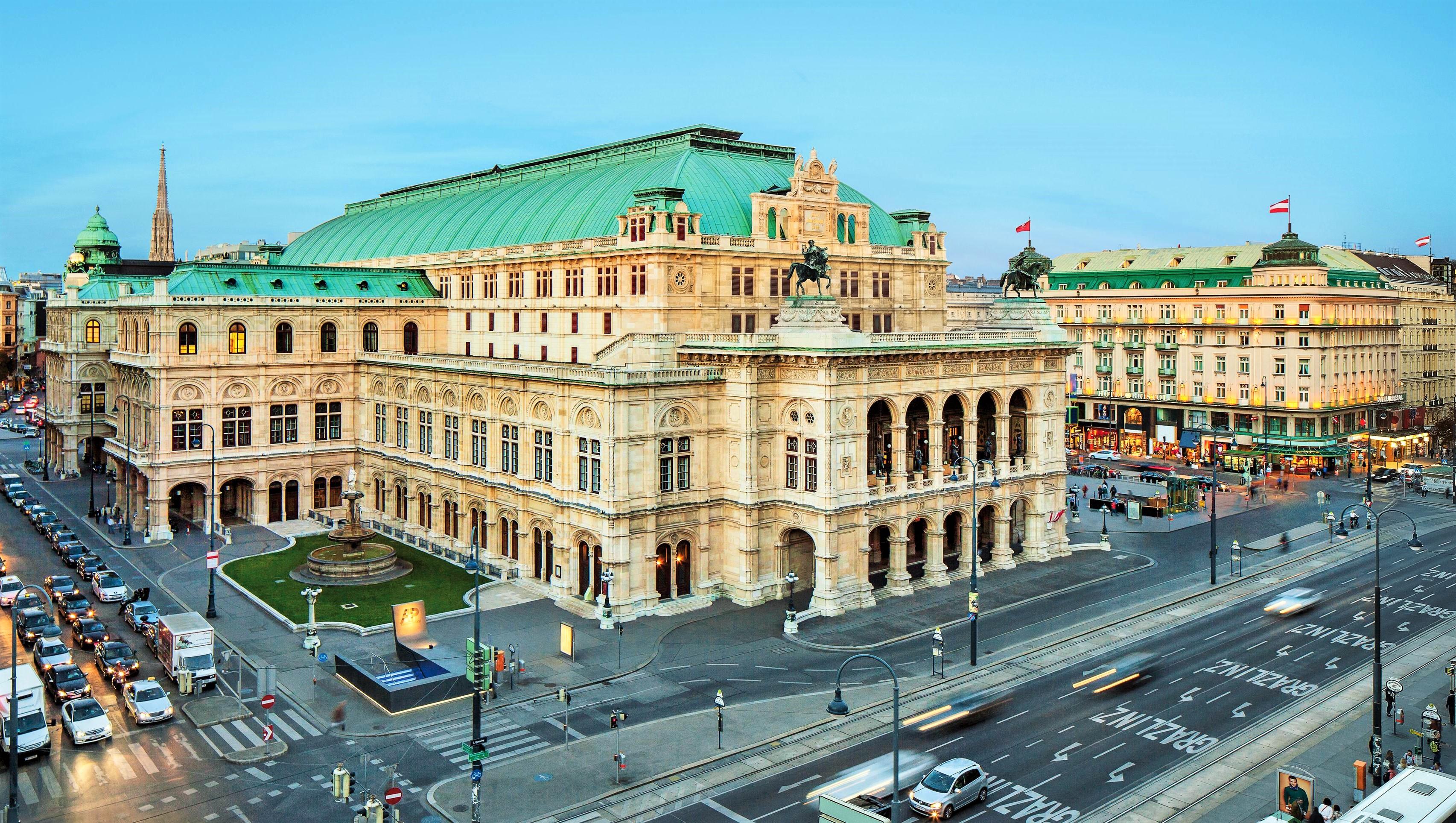 VIENNA, città imperiale