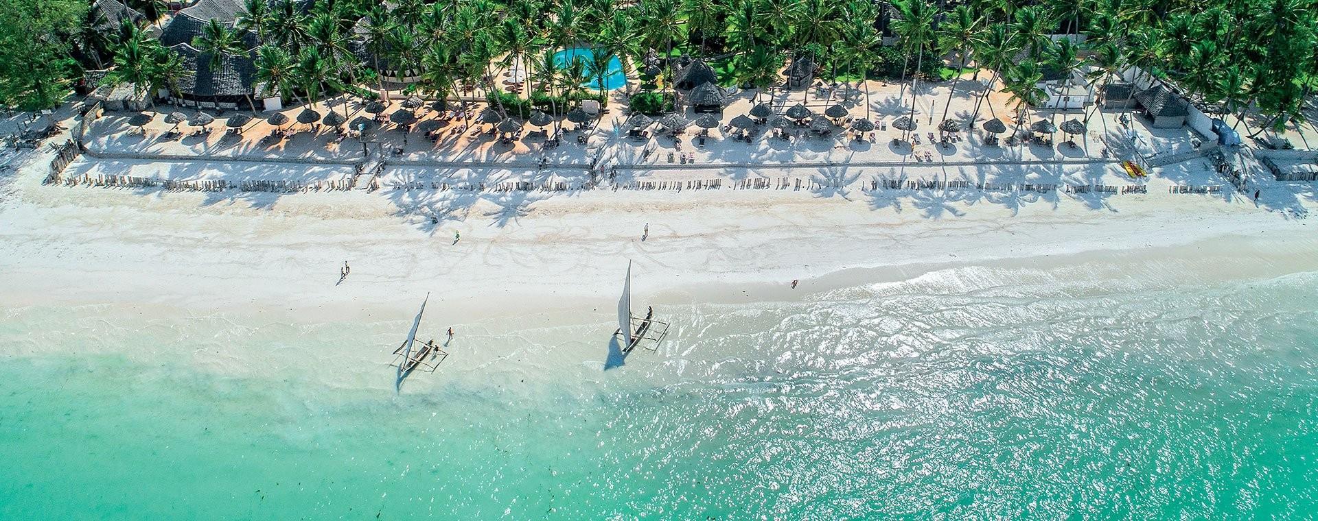 Soggiorno mare a Zanzibar