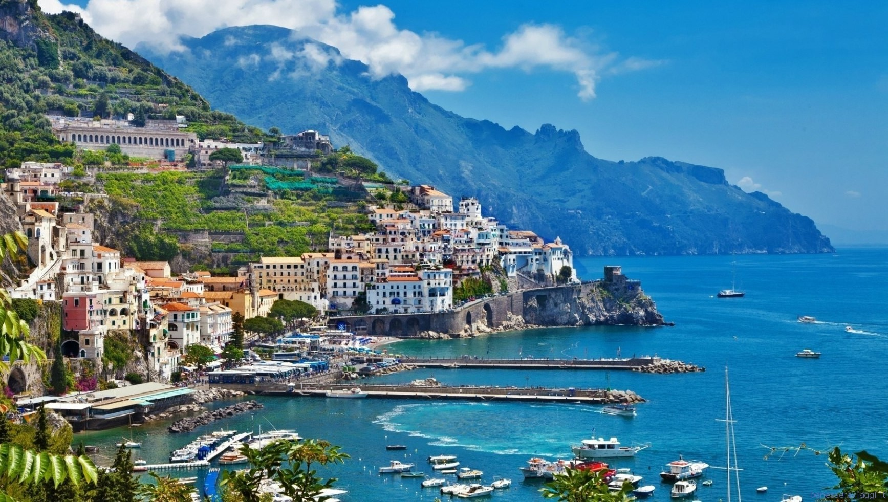 COSTIERA AMALFITANA E NAPOLI   Pettinà Viaggi e Turismo