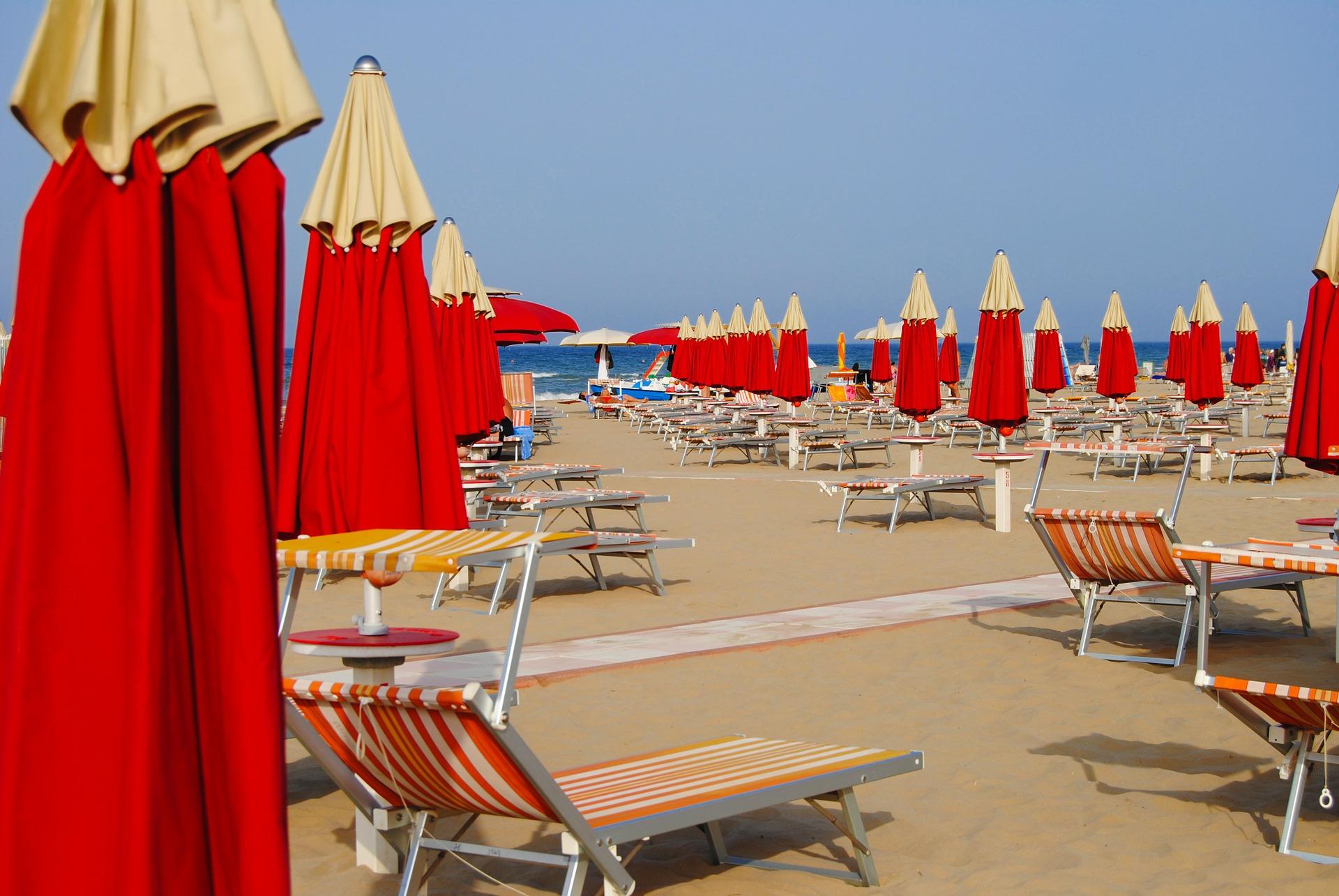 Soggiorno mare a Rimini - Marebello